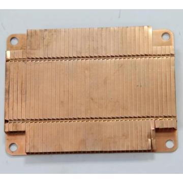 Copper Heatsink Ultra-Thin Heat Sink Heat Dissipation Cooling Cooler