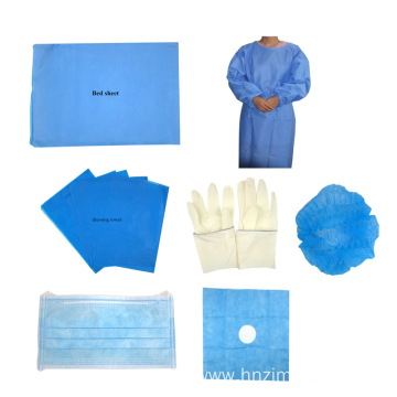 High Quality Medical Preoperative Use Kit