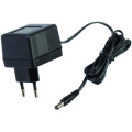 Adaptador de corriente lineal de enchufe europeo 1.5-3W