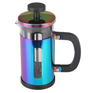 Hot Sell Pretty Glass French Press