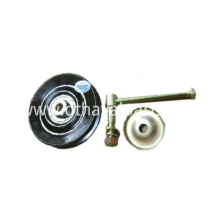 compressor belt tensioner