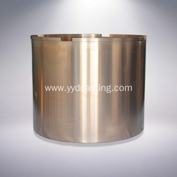 Frame bushing spare part