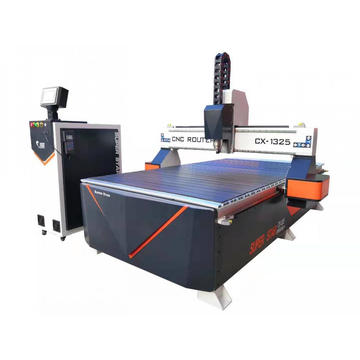 CX1325 Advertising CNC Router Vacuum table
