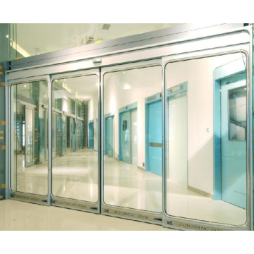 Automatic Interior Glass Sliding Door Series