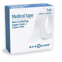 Nonwoven Medical Tape Without Elastic Adhesive