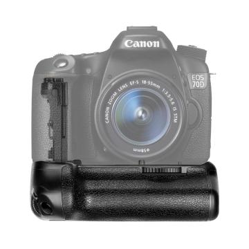 Neewer Battery Grip Holder Work with LP-E6 Battery or 6 Pieces AA Batteries for Canon EOS 70D 80D Camera DSLR