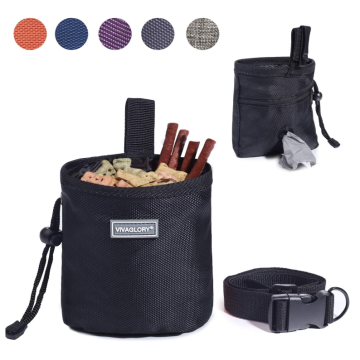 Hands-Free Dog Training Pouch
