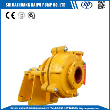 Mining centrifugal slurry pumps AH series