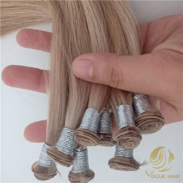 Piano 18/613 hand tied russian weft hair