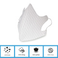 Wholesale Portable N95 Virus Face Mask Ear loop
