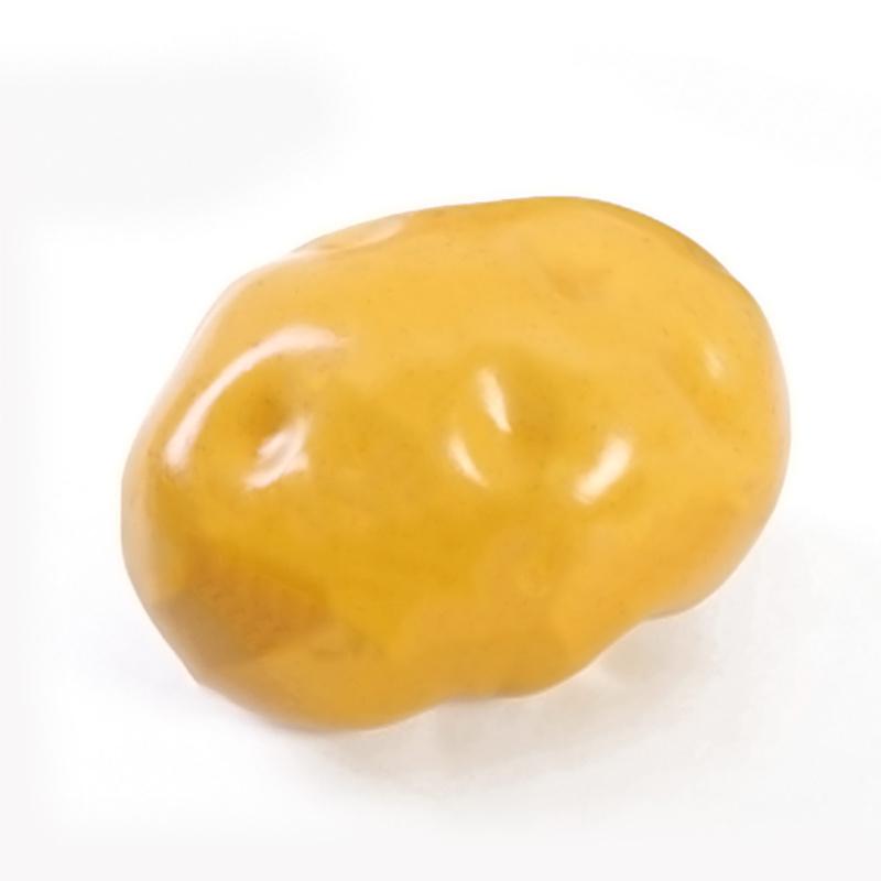 20pcs Mini potato Foam Artificial Fake Fruit Vegetable For Home Wedding Decoration Cognitive Toy Props Dining Table Decoration