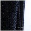 Circular knitted stretch woven fusible  interlining