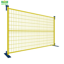 Decorative Metal Canada Temporary Fence Outdoor Fence