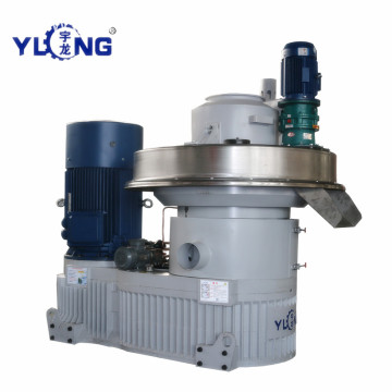 Yulong Timber Pellet Pressing Machinery