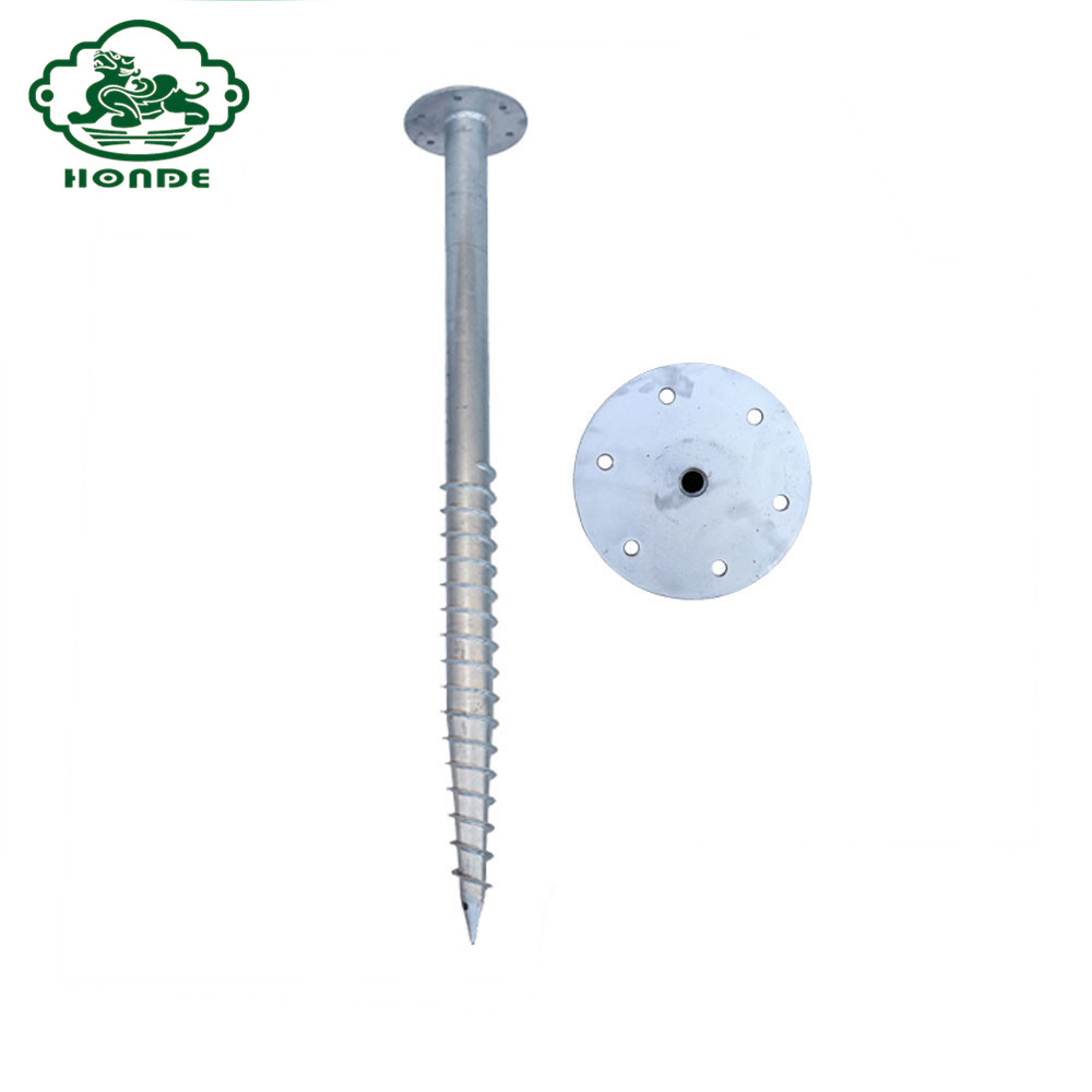 F Series Ground Screws