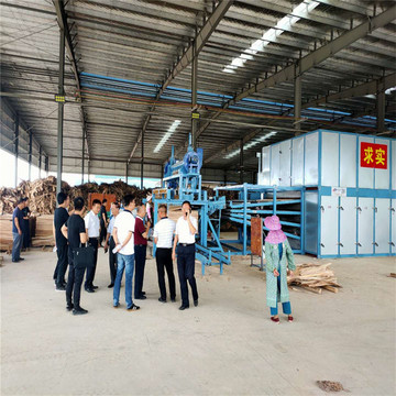 Veneer Dryer Roller Veneer Drying Machine