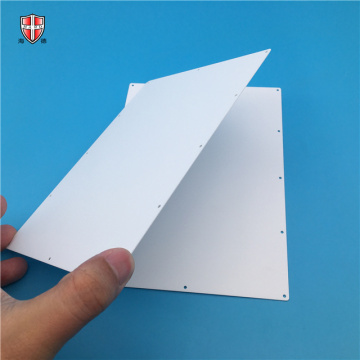 thin alumina ceramic substrate sheet slice