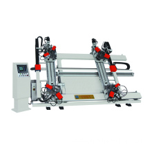 CNC Four-head Aluminum Corner Crimping Machine