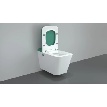 Small Bathroom Wall-hung No Cistern Water SavingToilet