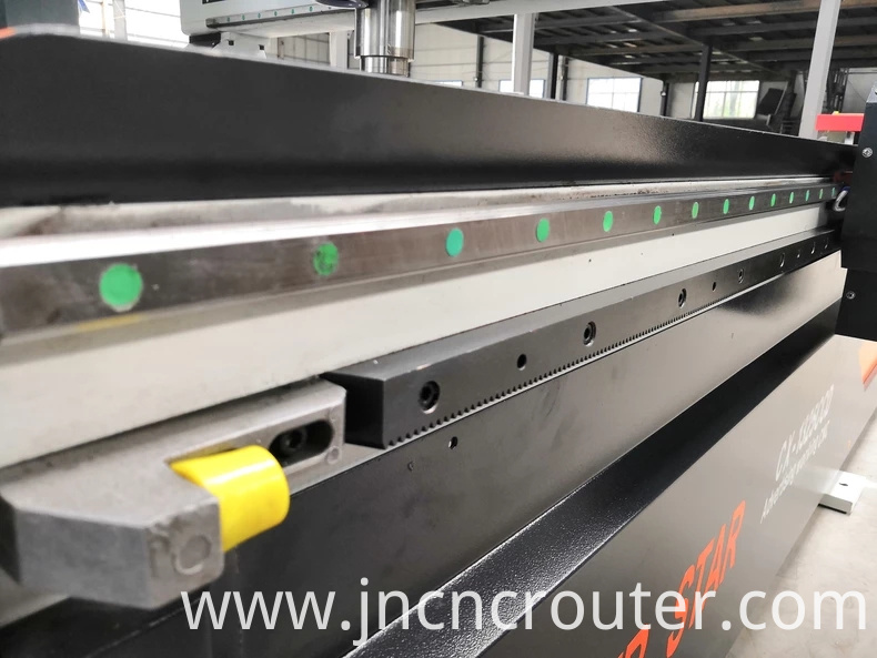 Cnc Router With Camera
