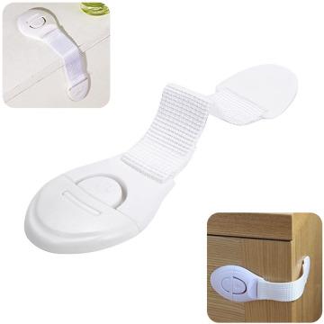 5PCs/lot Baby Drawer Lock Drawer Door Cabinet Cupboard Toilet Safety Locks Straps Infant Baby Cabinet Locks & Straps