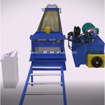 Floor decking machine floor deck roll forming machine