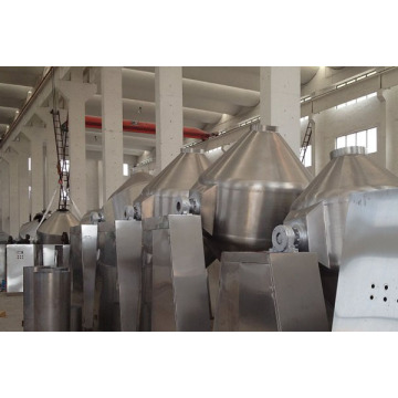 Vacuum Drying Machine Double Conic Rotary Vacuum Dryer