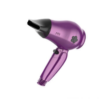 Travel Hair Dryer with Folding Handle