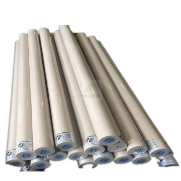 PEEK LF Radiation Resistance Carbon Graphite PTFE Rod
