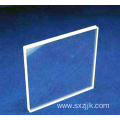 customized circular sapphire window for optics