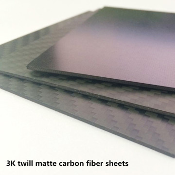 custom cnc carbon fiber sheets