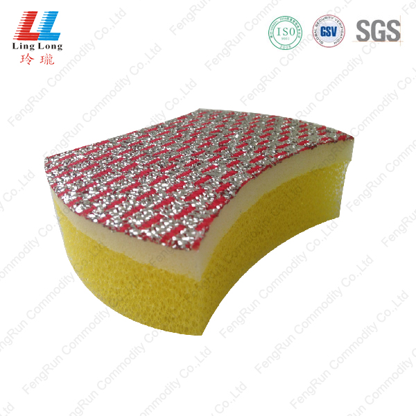 kitchen sponge suppliers grill cleaning sponge balls