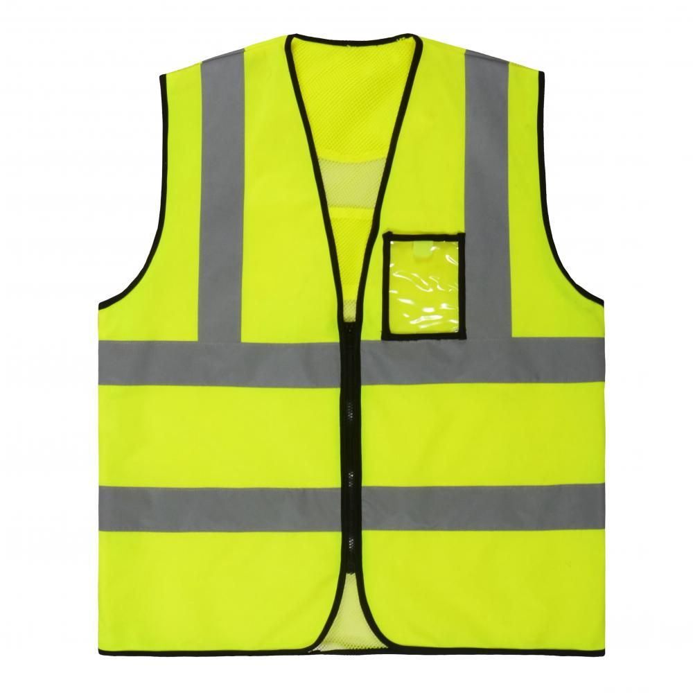 Pvc CARD Safety Vest
