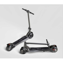Widewheel portable electric scooter