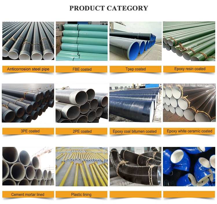 api 5l x52 psl1 erw pipes category