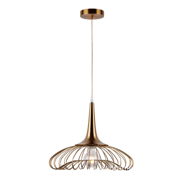 Indoor Decorative Modern Metal Pendant Hanging Light