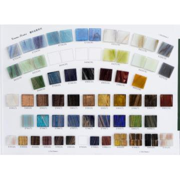 Venus/Goldline Mosaic Color Reference Card Board