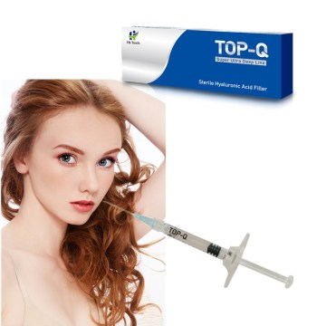 1ML HA dermal fillers Ultra Deep Line Hyaluronic Acid Injection For Glabella Lines