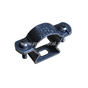 Dia30mm Aluminum Tube Clamp Fixing Bracket