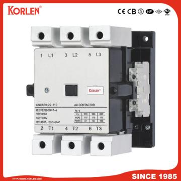 High Quality Electrical AC contactor KNC8 SIRIM 1000V