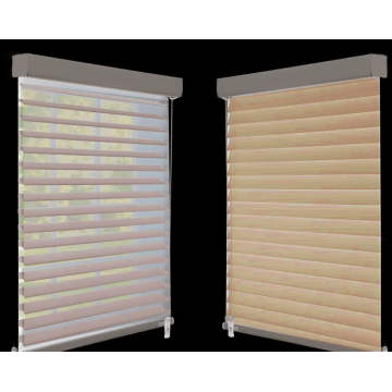 Roller Shangri-la Curtain Blinds