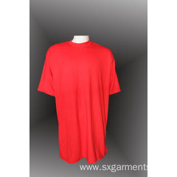 100% Cotton Round-Neck T-shirt 160G for men