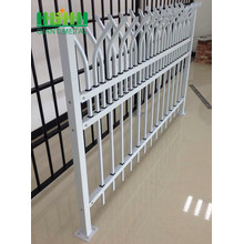 Decorative Anti Corrosion Zinc Fence with High Quality