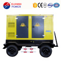 50kw Mobile Trailer Generator