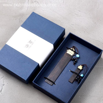 2Pieces Gift Box Packaging With Interior Tray