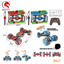 1826-17 QILEJUN R/C 1:10 12CH STUNT CAR