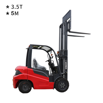 3.5 Tons Diesel Forklift (5-meter Lifting Height)
