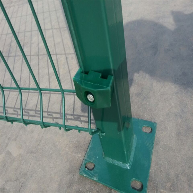 Welded Wire School Playground Fence Metal Fence Panel