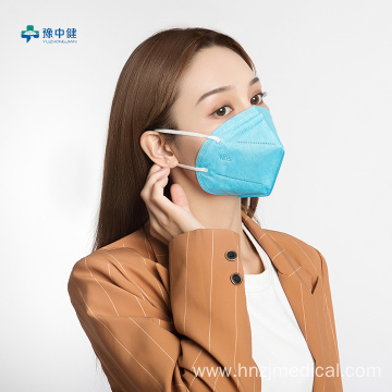 4ply Earloop Design FFP2 Disposable Medical Face Masks