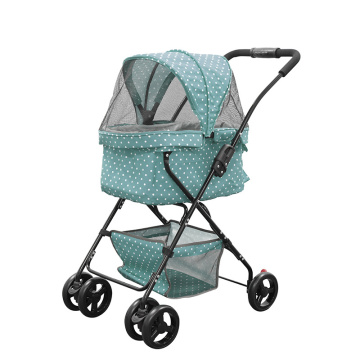 Best selling 4 Wheel Pet Accessories Stroller